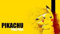Pikachu Wallpaper 12