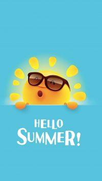 Hello Summer Wallpaper 34