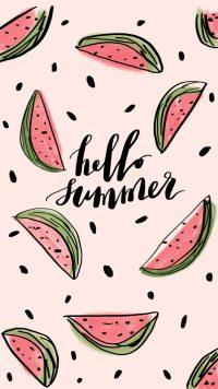 Hello Summer Wallpaper 44