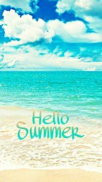 Hello Summer Wallpaper 42