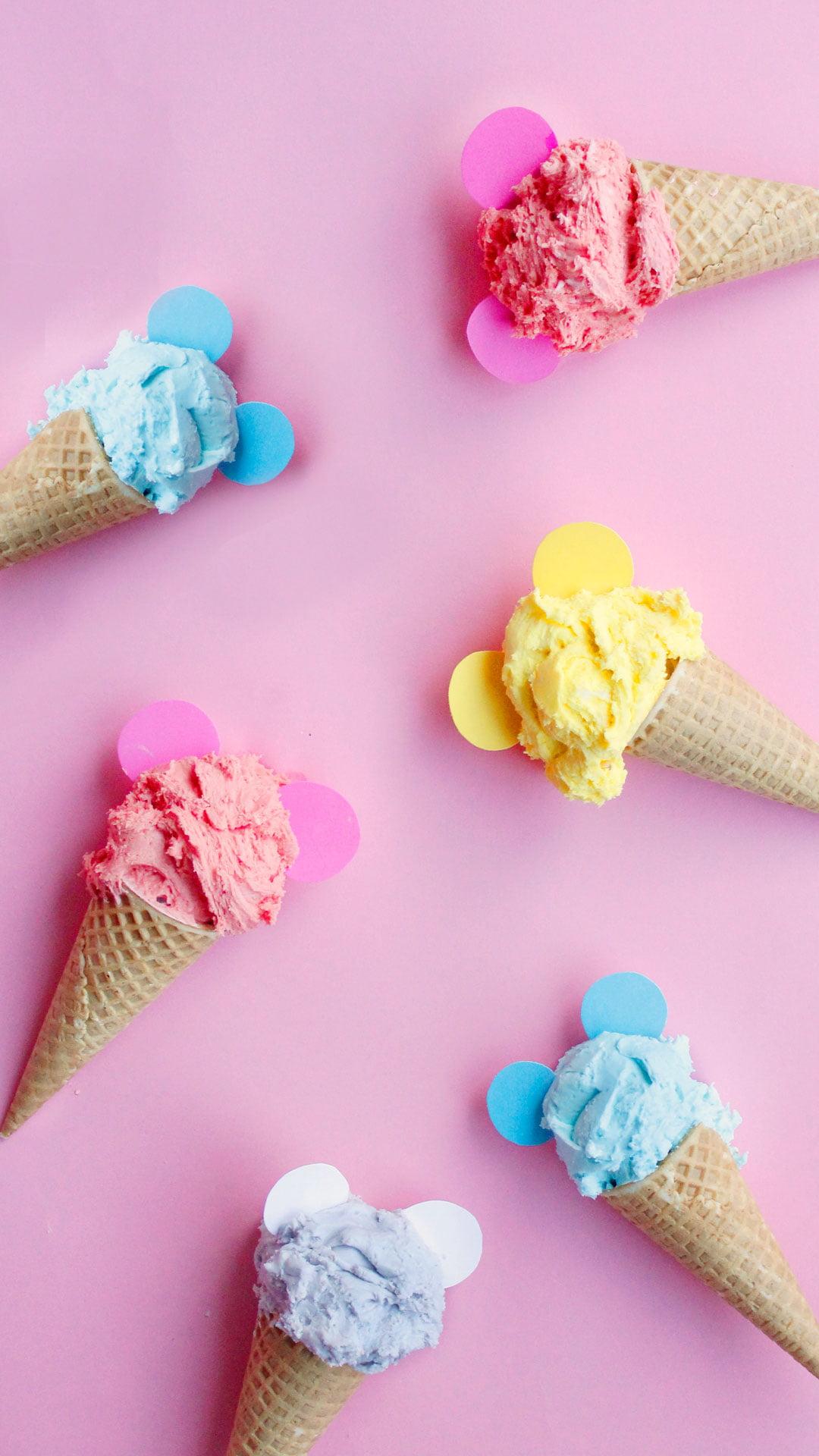 ice cream wallpaper 4