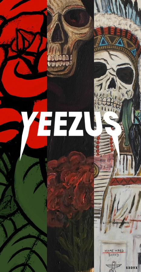 Kanye wallpaper 1
