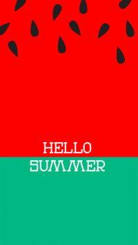 Hello Summer Wallpaper 29