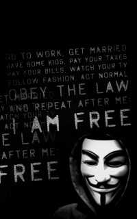 Anonymous Wallpaper 13