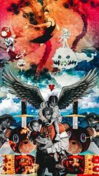 Kanye wallpaper 5