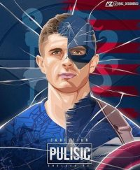 Christian Pulisic Wallpaper 33