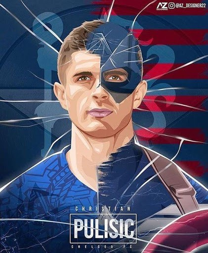 Christian Pulisic Wallpaper 1
