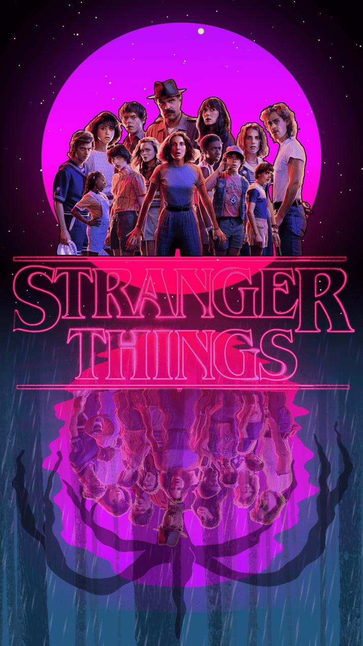 Stranger Things Wallpaper 1