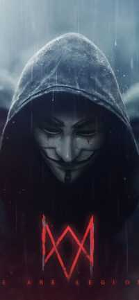 Anonymous Wallpaper 4