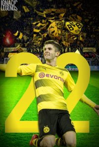 Christian Pulisic Wallpaper 28