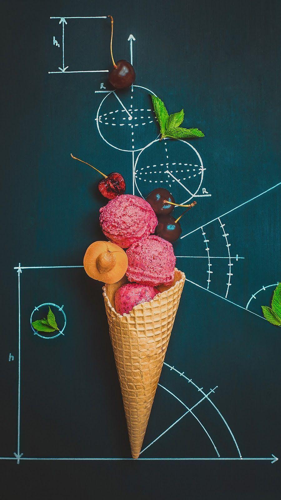 ice cream wallpaper 3