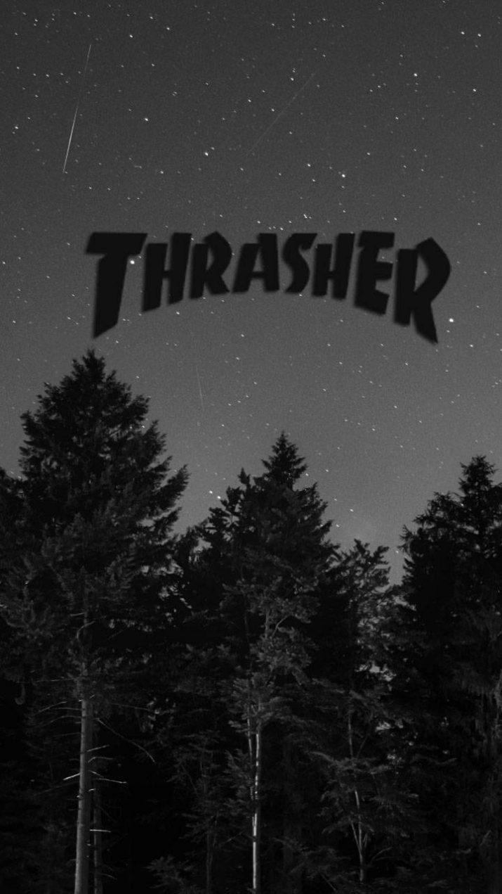 Thrasher Wallpaper 1