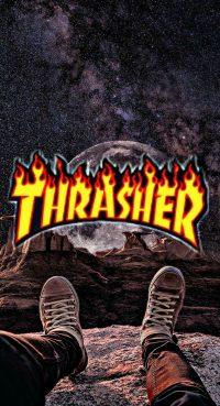Thrasher Wallpaper 23