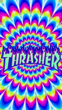 Thrasher Wallpaper 7