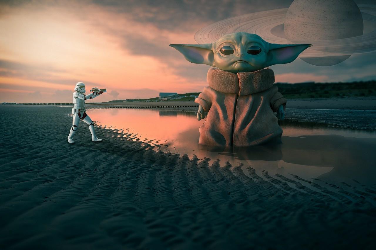 Baby Yoda Wallpaper 26