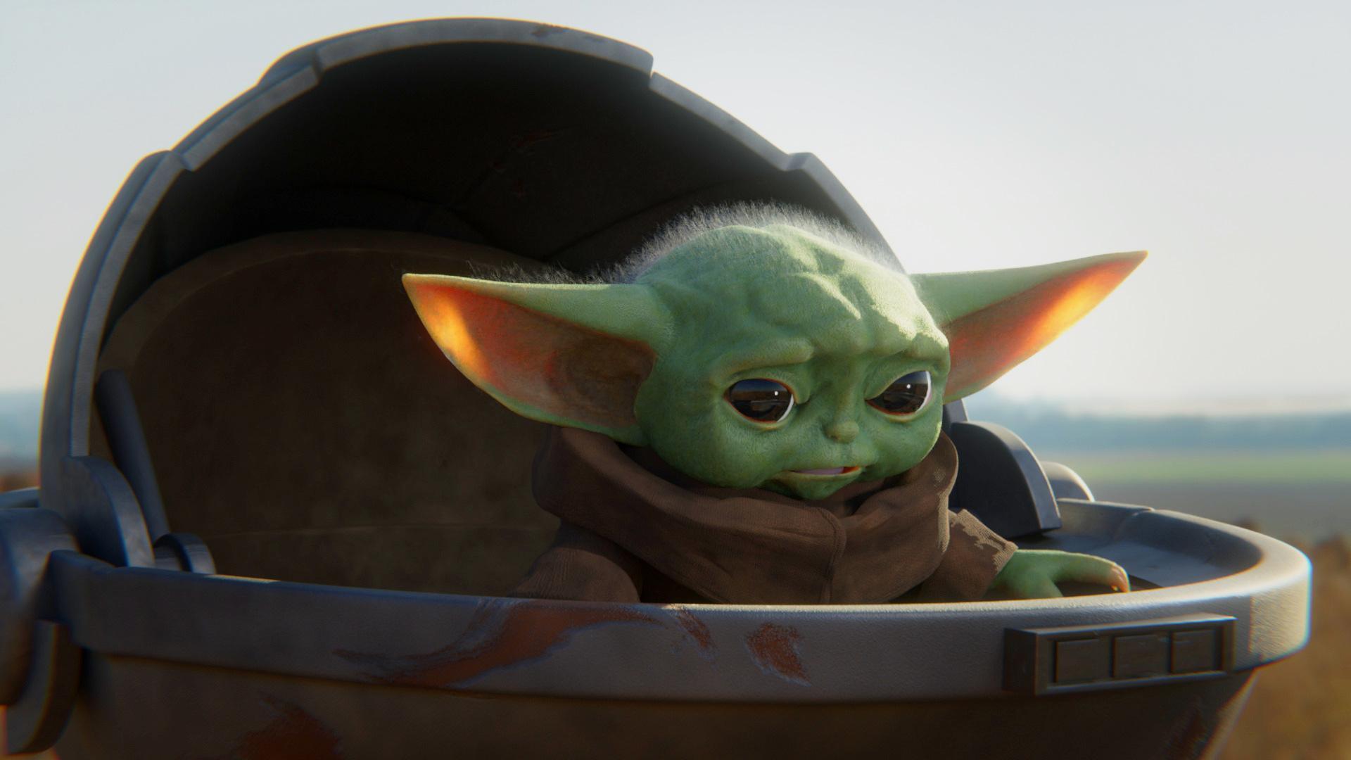 Baby Yoda Wallpaper 55