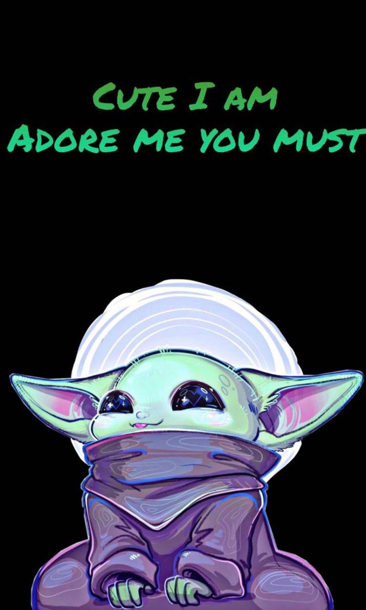 Baby Yoda Wallpaper 68