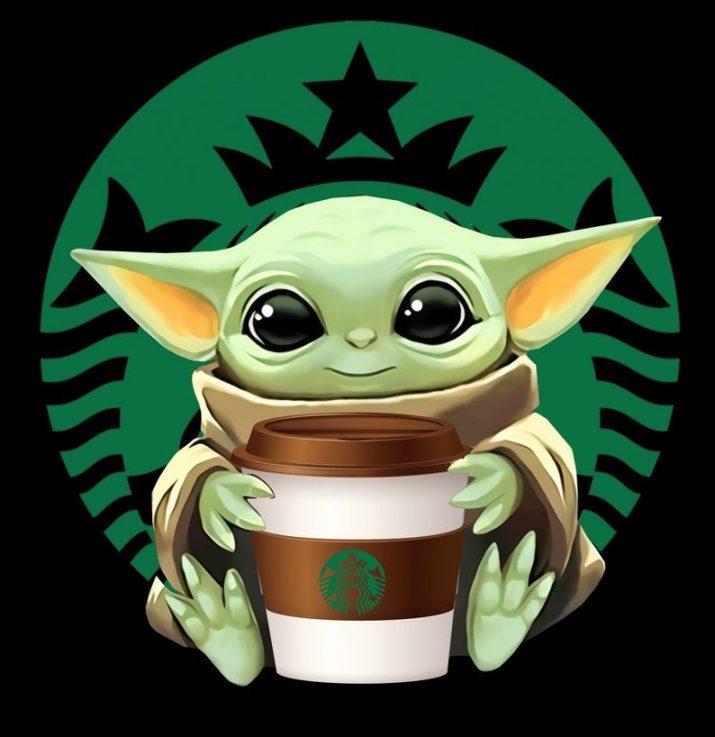 Baby Yoda Wallpaper 1