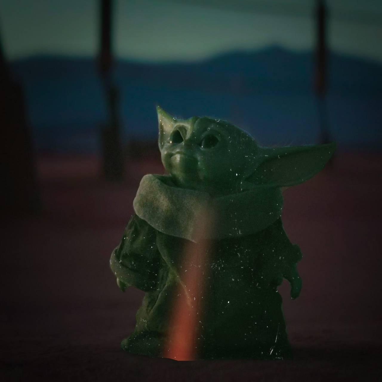 Baby Yoda Wallpaper 85