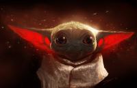 Baby Yoda Wallpaper 13