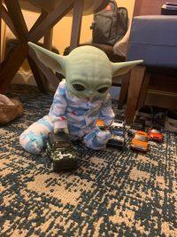 Baby Yoda Wallpaper 12