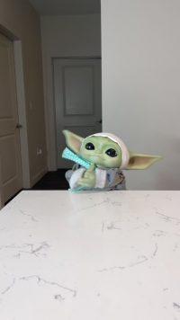 Baby Yoda Wallpaper 6