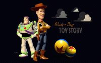 Buzz And Woody Wallpaper 27