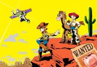Buzz And Woody Wallpaper 45
