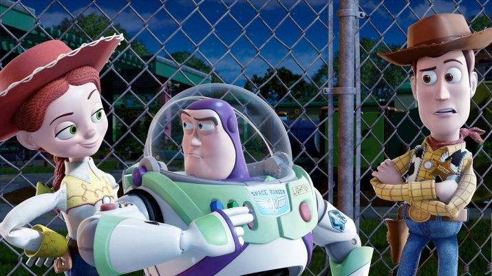 Buzz And Woody Wallpaper 1