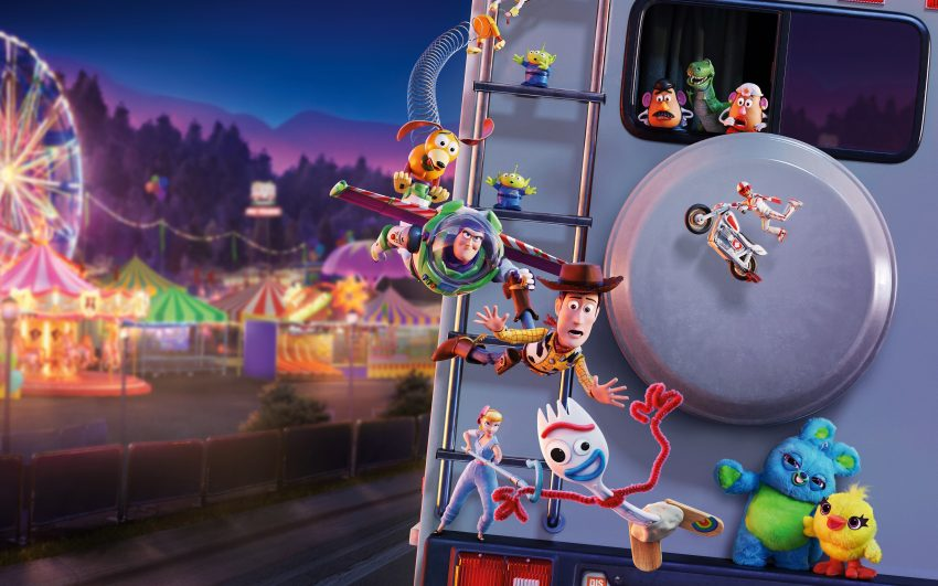 Buzz And Woody Wallpaper 2
