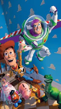 Buzz And Woody Wallpaper 21