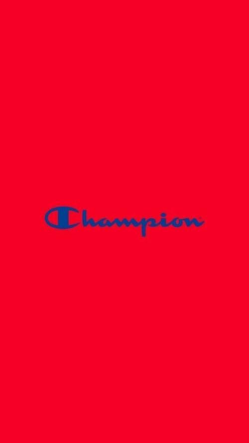 Champion wallpaper 1
