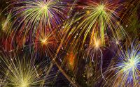 Firework Wallpaper 7
