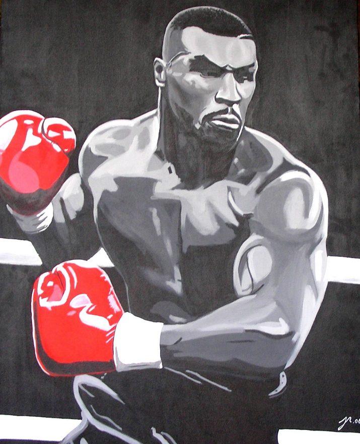 Mike Tyson Wallpaper 1