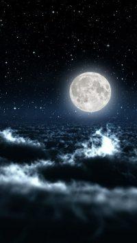 Night sky wallpaper 4