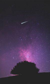 Night sky wallpaper 37