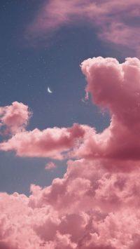 Night sky wallpaper 36