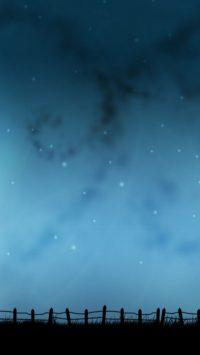 Night sky wallpaper 35