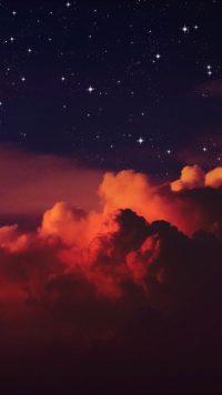 Night sky wallpaper 34