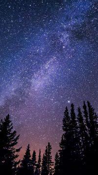 Night sky wallpaper 29
