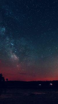 Night sky wallpaper 25