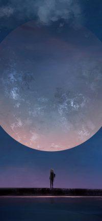Night sky wallpaper 24