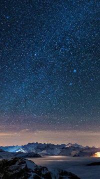 Night sky wallpaper 20
