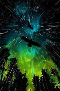 Night sky wallpaper 46