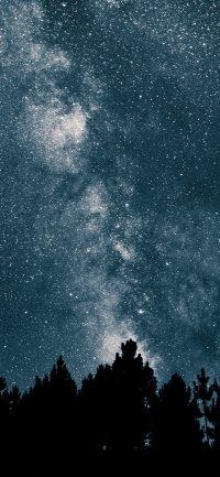 Night sky wallpaper 18