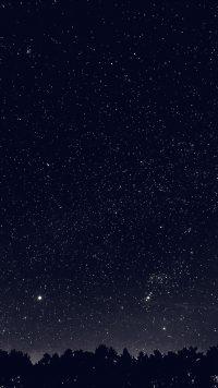 Night sky wallpaper 15