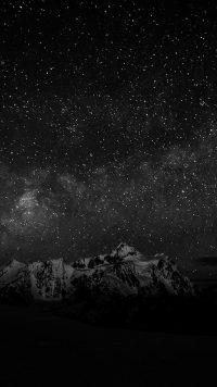 Night sky wallpaper 49