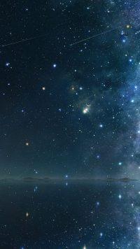 Night sky wallpaper 8