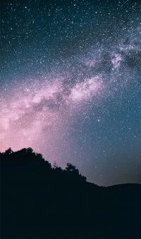 Night sky wallpaper 7