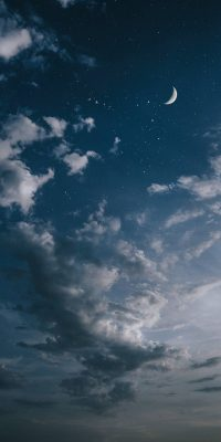 Night sky wallpaper 43